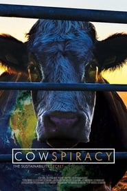 Poster for Cowspiracy: The Sustainability Secret