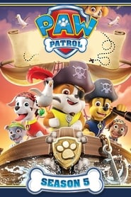 Paw Patrol Season 5 Episode 18