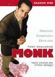 Monk - Season 1 poster