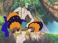 One Piece Skypiea Arc Episode 173 : Unbeatable Powers! Eneru's True Form is Revealed!