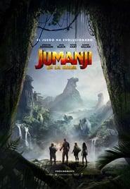 Jumanji: Bienvenidos a la jungla (2017) WEB-DL 1080P Latino-Ingles