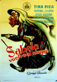 Sabela vuelve al ataque 1958