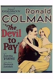 The Devil to Pay! poster