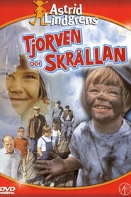 Tjorven and Skrallan Poster