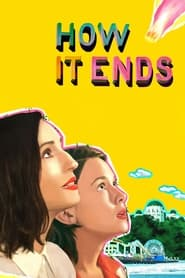 Poster How It Ends 2021