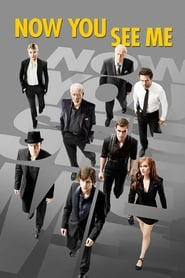 Poster Now You See Me 2013