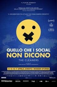 Quello che i social non dicono - The cleaners 2018