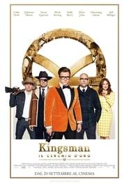 Kingsman Il Cerchio d'Oro