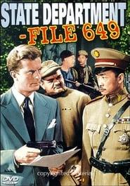 State Department: File 649 Online HD Filme Schauen