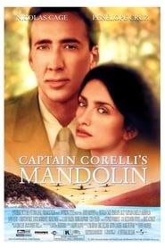 Poster Captain Corelli's Mandolin 2001