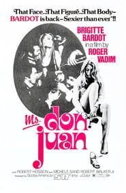 Don Juan or If Don Juan Were a Woman (1973), film online subtitrat