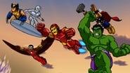 El Escuadrón de Superhéroes 1x1