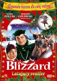 Blizzard – latający renifer