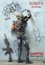 Chappie Película Completa HD 1080p [MEGA] [LATINO]