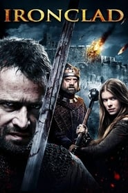 Poster for the movie, 'Ironclad'