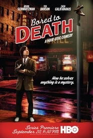 Poster Bored to Death 2011
