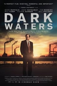 View Dark Waters (2019) Movies poster on Fmovies