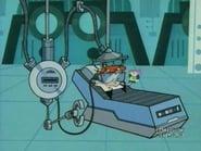 El laboratorio de Dexter 3x13