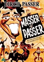 Poster Masser af Passer 1955