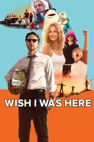 Poster Wish I Was Here 2014