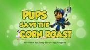 Pups Save the Corn Roast