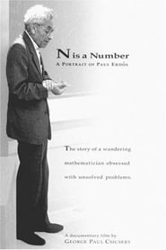 N Is a Number: A Portrait of Paul Erdös (1993)