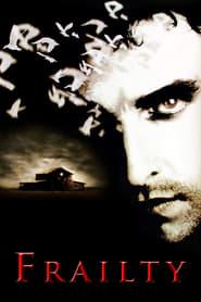 Poster Frailty 2001