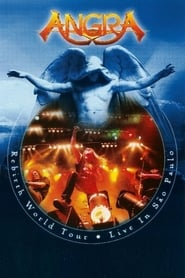 Angra: Rebirth World Tour 2002
