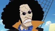 One Piece Season 10 Episode 379 : Brook's Past! A Sad Farewell with His Cheerful Comrade!