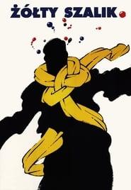 Żółty szalik