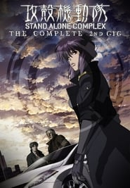 Ghost in the Shell: Stand Alone Complex Season 2 Episode 2