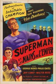 Regarder Superman et les Nains de l'Enfer