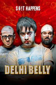 Poster Delhi Belly 2011