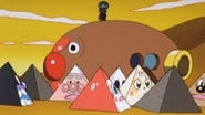 Poster Go! Anpanman: The Pyramid of the Rainbow 1997