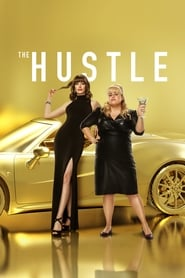 The Hustle poster
