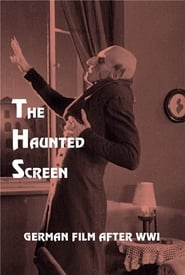 The Haunted Screen: German Film after World War I 1998