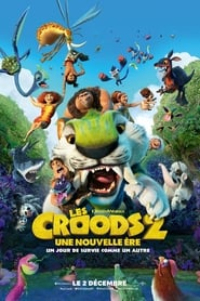 Poster Les Croods 2 : Une Nouvelle Ère 2020