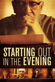 Poster for Starting Out in the Evening