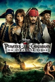 Poster for Pirates of the Caribbean: On Stranger Tides