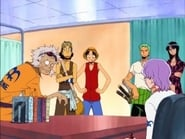 One Piece Thriller Bark Arc Episode 346 : The Vanishing Straw Hat Crew! A Mysterious Swordsman Appears!