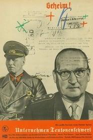 Unternehmen Teutonenschwert 1958