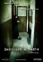 Dedicado a nadie 2008