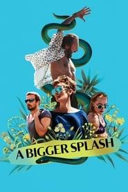 Poster A Bigger Splash 2015