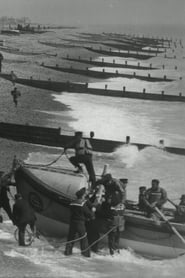 Launch of the Worthing Lifeboat Coming Ashore