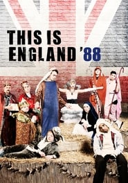 Poster This Is England '88 2011