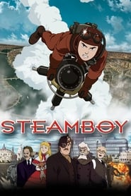 Steamboy (2004) Bluray 480p, 720p