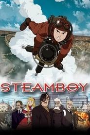 Poster Steamboy 2004