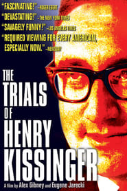 Poster for The Trials of Henry Kissinger