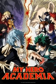 My Hero Academia streaming vf poster