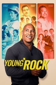 Young Rock - Season 1 (2021) poster